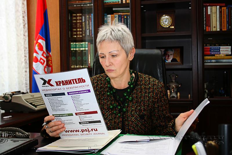 Чрезвычайный и Полномочный Посол Республики Сербии в РФ др Елица Куряк. Фото: Интернет.