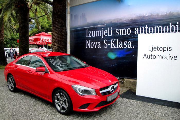 Выставка автомобилей в Будве 2013. Фото: Алексей Чурилов